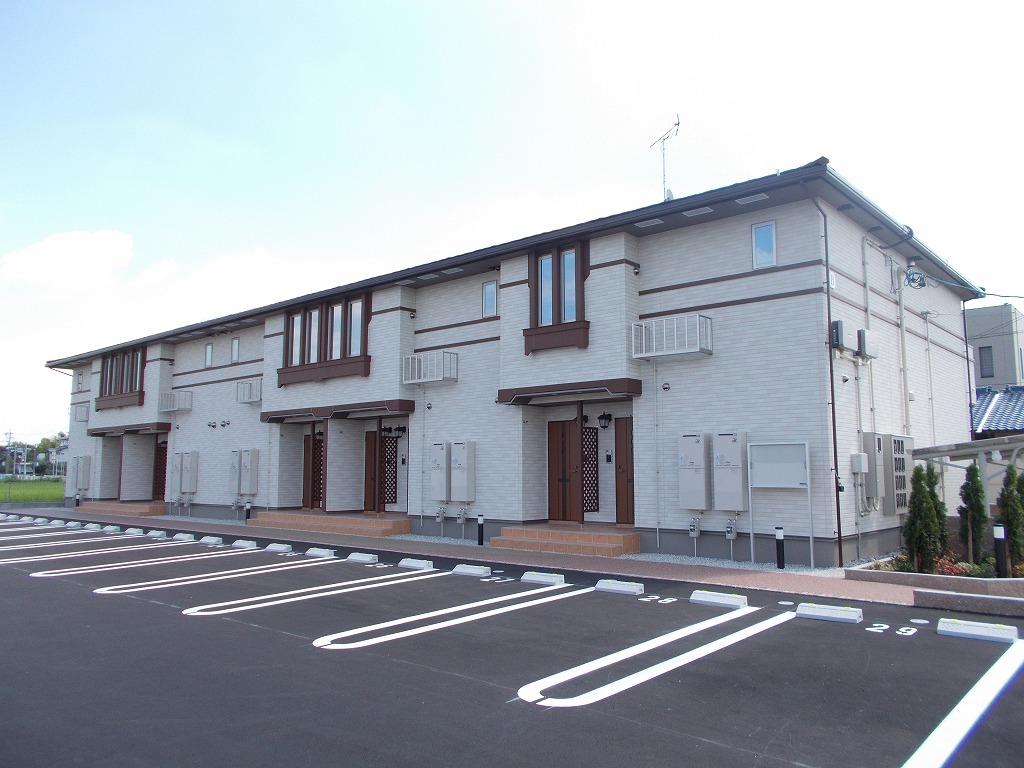 ネオ薬師寺B 01010号室の外観