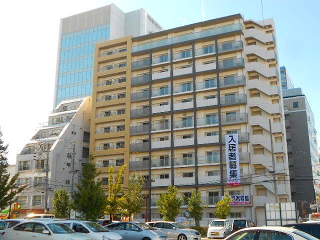 ザックス静岡駅前外観写真