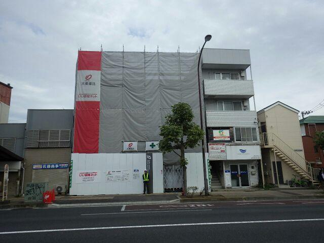 ビオーラ・ブローテ横浜外観写真