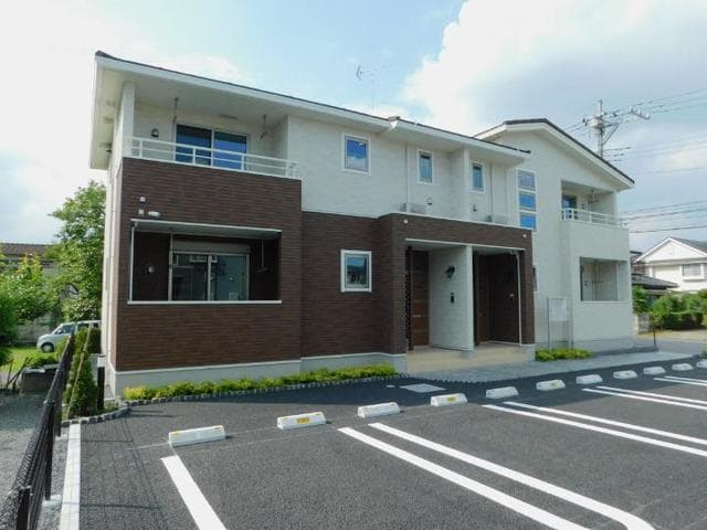 メゾン・ド・yu Ⅱ 01010号室の外観