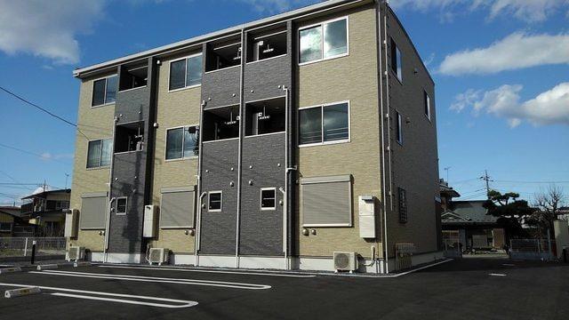 上戸祭町アパート 03020号室の外観