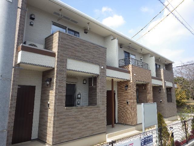 新田町アパート外観写真