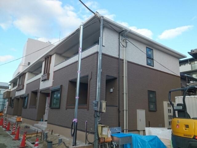 庄本町3丁目アパート外観写真