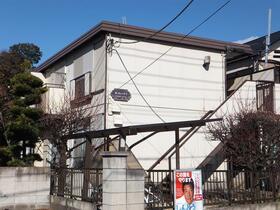 石川ハイツ 201号室の外観