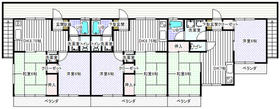 祐和荘 202号室の外観