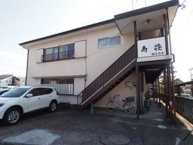 レトロアパート寿荘 10号室の外観