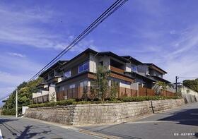 コートハウス伏見桃山外観写真