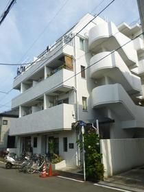 TOP横浜吉野町 407号室の外観