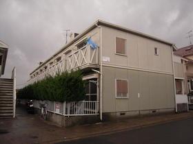 昭和ハイツA棟外観写真