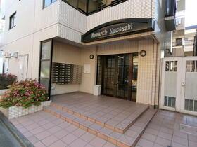 モナークマンション川崎外観写真