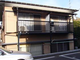 赤坂荘 202号室の外観