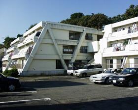 竹の郷マンション外観写真