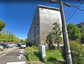 鎌ヶ谷グリーンハイツ21号棟外観写真