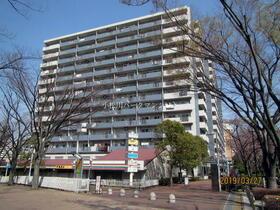小松川パークマンション外観写真