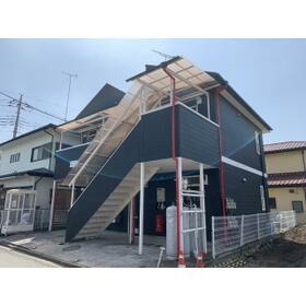 プランドール西川田 旧カーサー西川田 201号室の外観