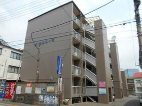 第一三田コーポ外観写真