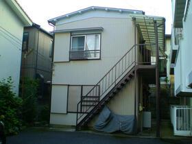 ハウス遠藤 D号室外観写真