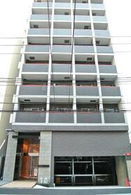 クレイシア新横浜外観写真