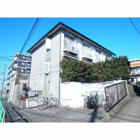 田島ガーデンハイツ 203号室の外観