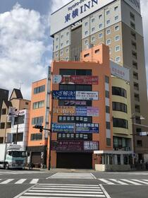 清水駅前ビル外観写真