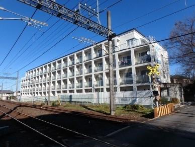 ステーションヴィラ鶴ヶ島外観写真