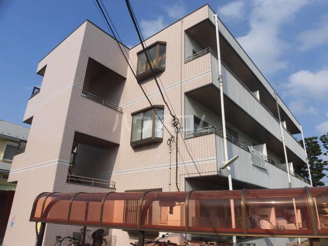 柴田ハイツB 302号室の外観