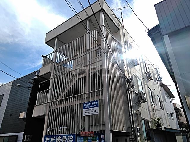 福山マンション外観写真