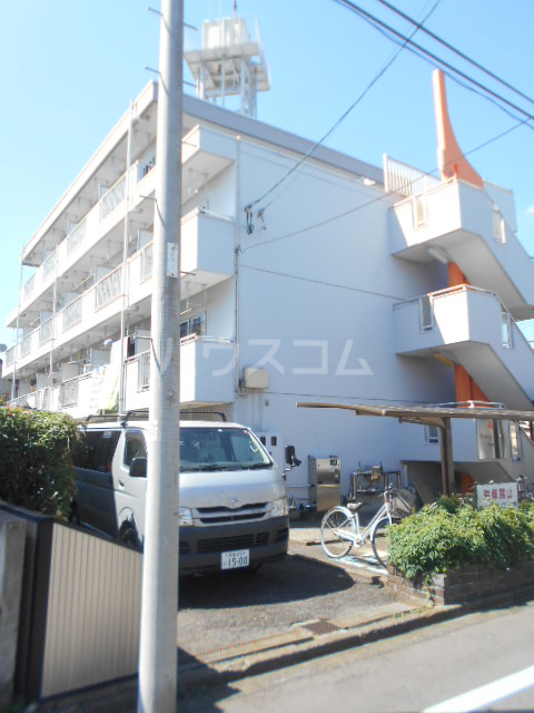 オレンジコート町田外観写真