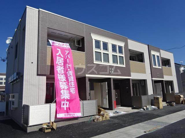 シェルル・ロココモダンⅩ小沢渡町B棟(仮)外観写真