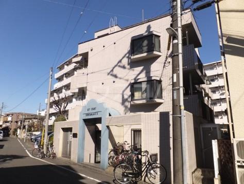 スカイコート新川崎2外観写真