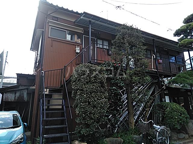 松岡荘外観写真