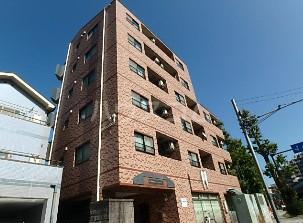 CITY SPIRE川崎外観写真