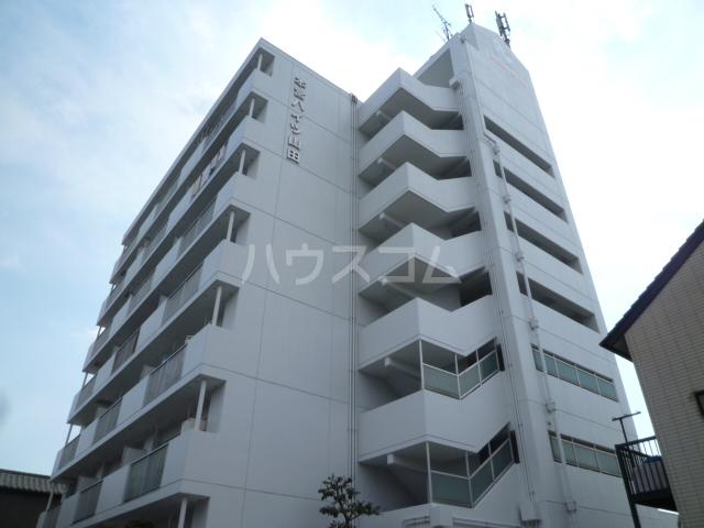 本宮ハイツ山田 401号室の外観