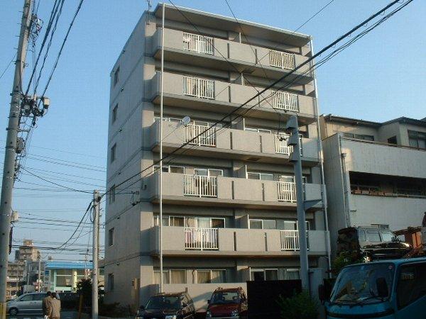 篠原橋マンション 6A号室の外観