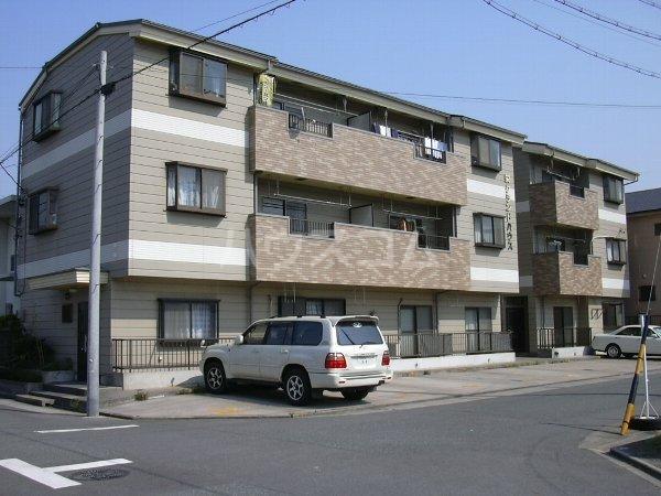 栄グランドハウス 201号室の外観