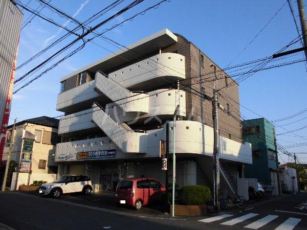 ロイヤルハウス喜多山 202号室の外観