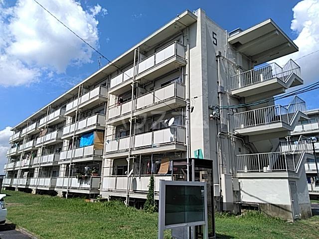 ビレッジハウス牛山5号棟外観写真