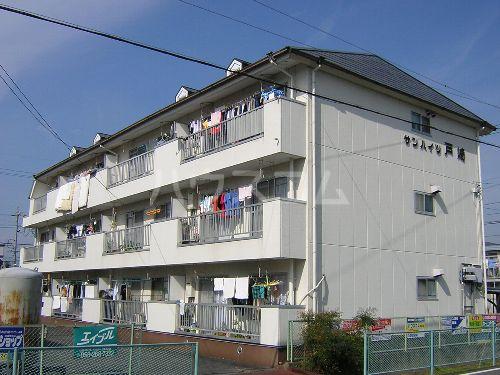 第1サンハイツ戸崎 205号室の外観