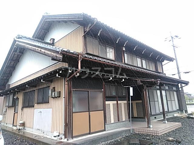 池田町一戸建て外観写真