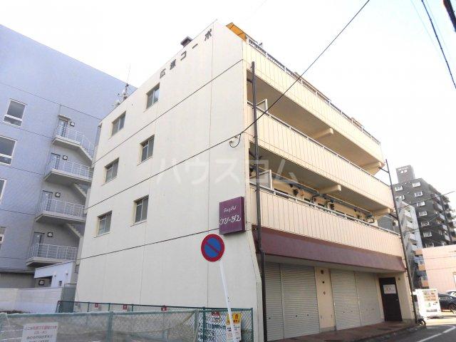 広瀬コーポ外観写真