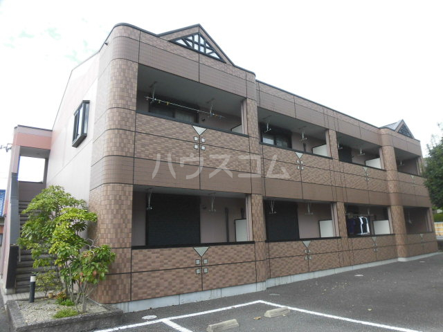 コンフォース西阿倉川外観写真