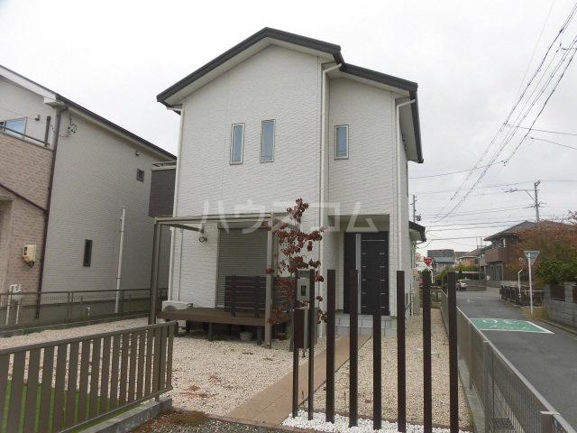 東富田町貸家外観写真