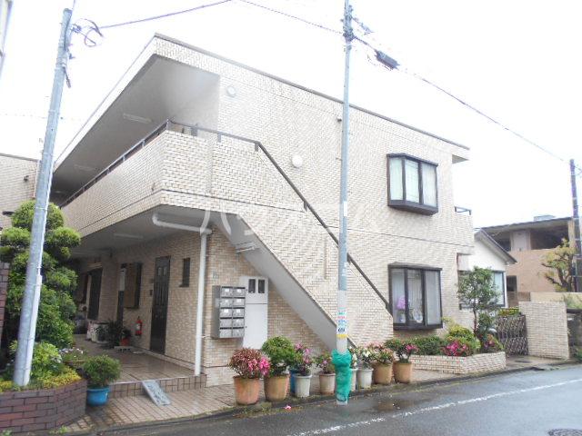エステート駒沢外観写真