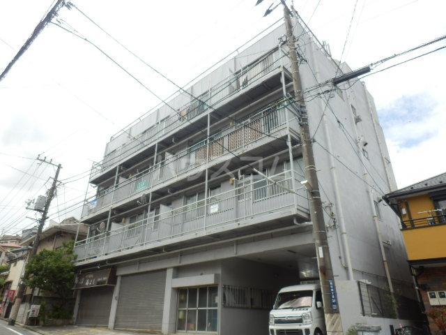 松岡コーポ 303号室の外観