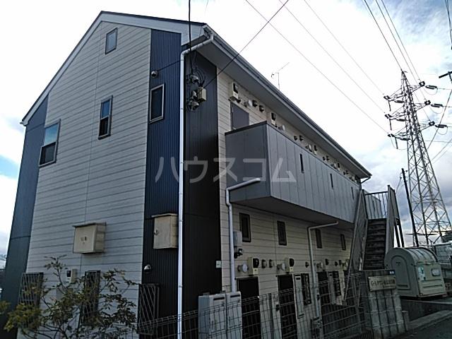 G・Aタウン南太田B棟外観写真
