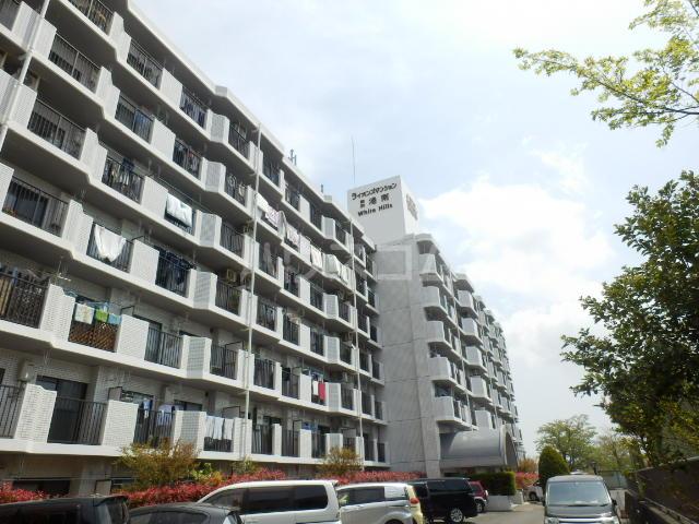 ライオンズマンション横浜港南ホワイトヒルズ外観写真