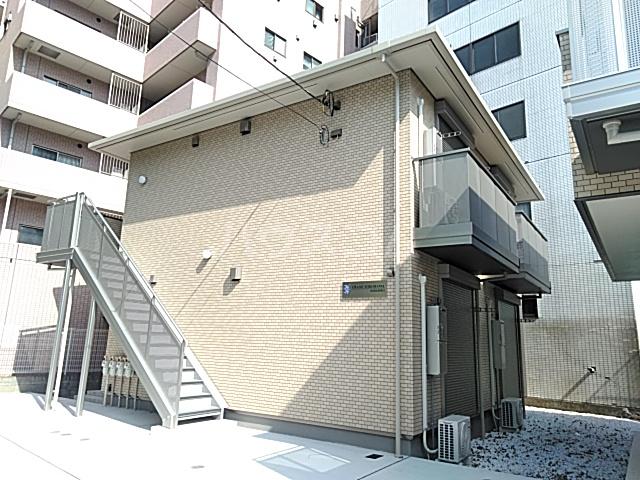 CRANE横濱阪東橋Ⅱ外観写真