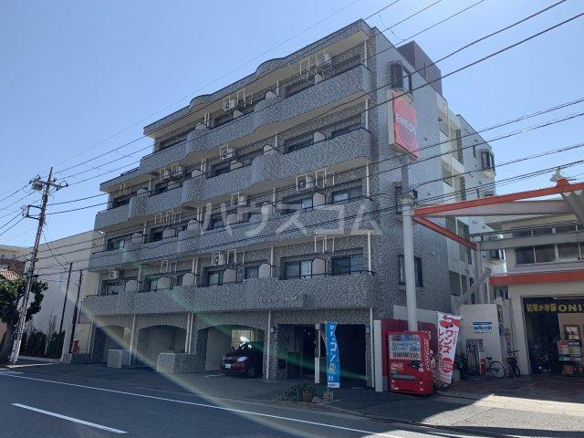 ビッグヴァン平塚松風町外観写真