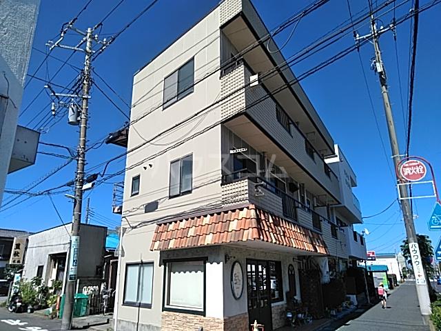 松風町稲元屋ビル外観写真