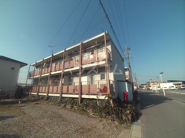 第二 三幸荘 201号室の外観
